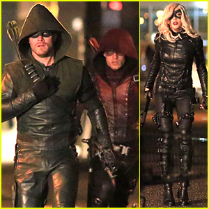 Stephen Amell Gives Hints On 'Arrow' 60th Episode