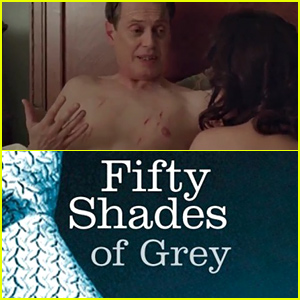 Steve Buscemi Stars In Fifty Shades Of Grey Spoof Trailer Watch Now