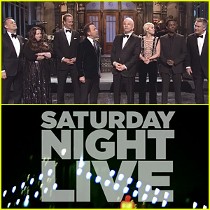 Steve Martin Skewers Former Hosts in 'SNL 40' Monologue - Watch Now!