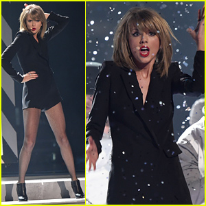 Taylor Swift BRIT Awards 2015 Performance Video - Watch Now!