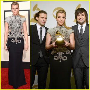 The Band Perry Takes Home Big Award From Grammys 2015
