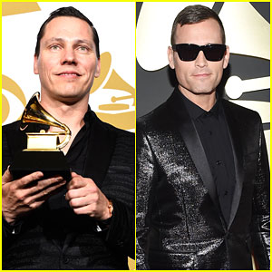 Tiesto Takes Home First Ever Grammy For John Legend Remix