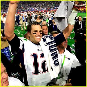 Tom Brady & Patriots Celebrate Super Bowl 2015 Win (Photos)