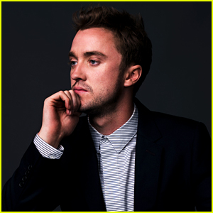 Tom Felton Was 'Devastated' to Be Sorted Into Gryffindor (Exclusive Photos & Interview)