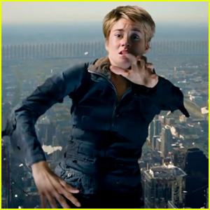 Tris & Four Fight Back in Final 'Insurgent' Trailer - Watch Now!