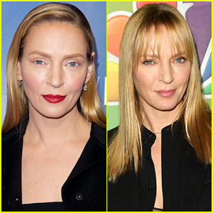 Uma Thurman's 'New Look' Explained By Her Makeup Artist
