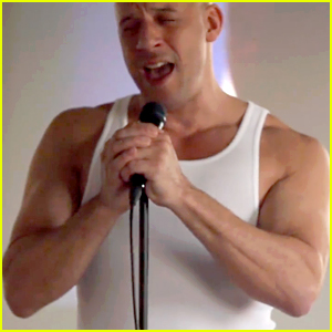 Vin Diesel Sings to Fans in Amazing Valentine's Day Video