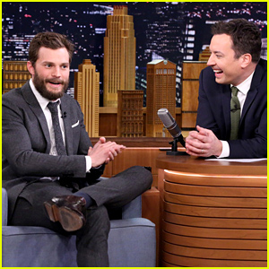 Jamie Dornan Reads 'Fifty Shades of Grey' with Scottish Accent - Watch Now!