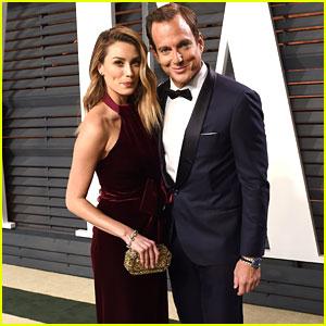 Will Arnett Brings Girlfriend Arielle Vandenberg to Vanity Fair Oscar Party