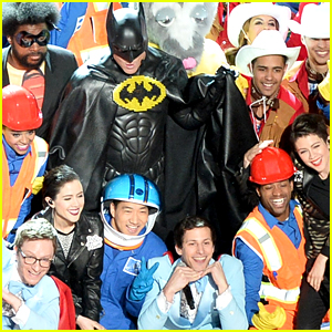 Will Arnett Was in That Batman Lego Suit at Oscars 2015!