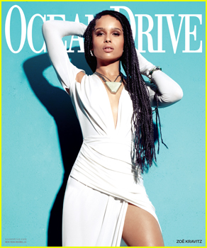 Zoe Kravitz Says Laughing Is the Sexiest Thing Ever!