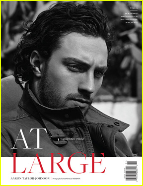 Aaron Taylor-Johnson Helped Deliver His Two Children