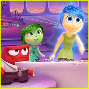 Amy Poehler & Bill Hader Take on Emotions In 'Inside Out' Trailer - Watch Now!