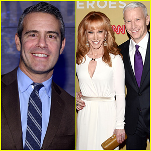 Anderson Cooper & Andy Cohen Disagree Over Kathy Griffin's 'Fashion Police' Exit - Watch Now!