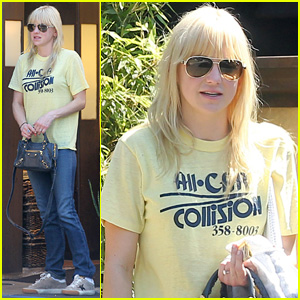 Anna Faris Loves to Cook 'Big, Fattening Meals'