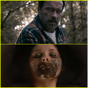 Arnold Schwarzenegger Tries To Save Zombie Daughter Abigail Breslin in 'Maggie' - Watch Trailer Here!