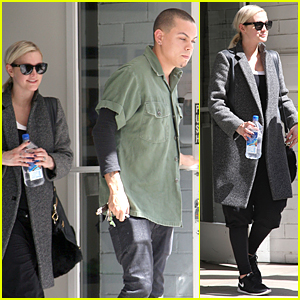 Ashlee Simpson's Son Bronx Is a Blessing To Hubby Evan Ross