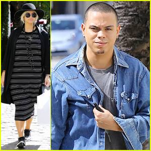 Ashlee Simpson & Evan Ross Recorded a Song Together!