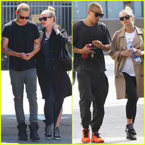 Ashlee Simpson is Supportive of Evan Ross' Music Career
