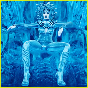Azealia Banks Becomes Animated 'Ice Princess' in New Music Video - Watch Here!