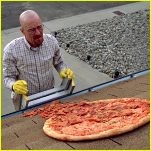 Showrunner Vince Gilligan Urges Fans to Stop Throwing Pizza on 'Breaking Bad' House Roof