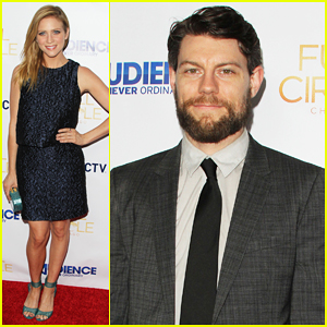 Brittany Snow & Patrick Fugit Reunite with 'Full Circle' Cast Ahead of Season Two Premiere!