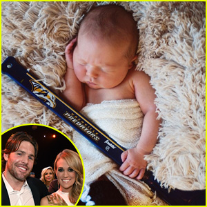 Carrie Underwood Shares First Photo of Baby Boy Isaiah!