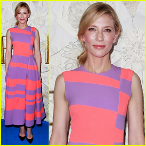 Cate Blanchett Premieres 'Cinderella' Back Home in Australia