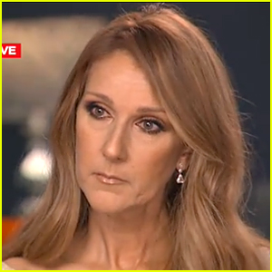 Celine Dion Can't Hold Back Tears Talking About Rene Angelil's Battle With Cancer (Video)