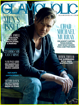 Chad Michael Murray: Being a Father Has Always Been a Dream