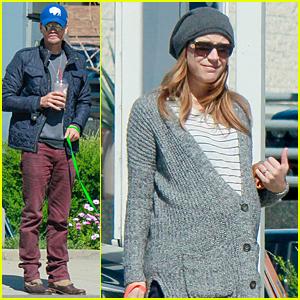 Chad Michael Murray & Sarah Roemer Expecting a Boy?