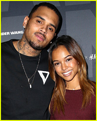 Chris Brown Calls On-And-Off Girlfriend Karrueche Tran 'Perfect'