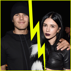 Chris Zylka & Hanna Beth Split, End Engagement