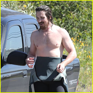 Talented idea Christian bale shirtless remarkable