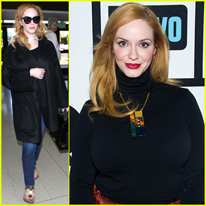 Christina Hendricks Regrets Being on MTV's 'Undressed'