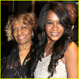 Cissy Houston Breaks Silence on Bobbi Kristina Brown's Condition (Video)
