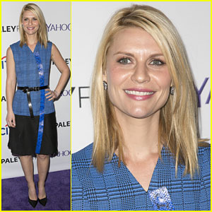 Claire Danes Kicks of PaleyFest with Her 'Homeland' Crew