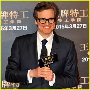 Colin Firth's Voice Was Too Mature to Play 'Paddington' Bear