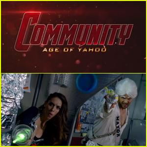 'Community' Season Six Trailer Debuts - Watch Now!