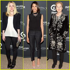Dakota Fanning, Freida Pinto, & Meryl Streep Support 'India's Daughter' Doc at New York Screening!