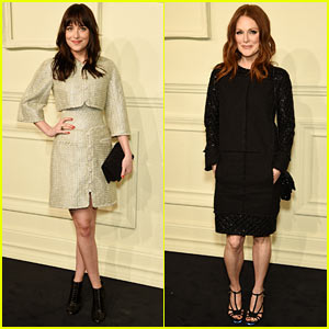 Dakota Johnson Goes Glam at Big Apple Fashion Event!