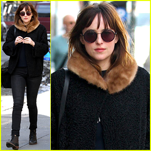 Dakota Johnson Steps Out After 'Fifty Shades of Grey' Salary Rumors