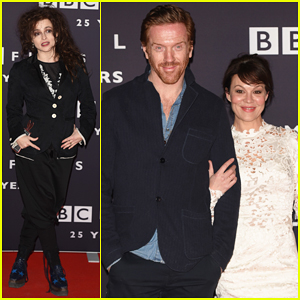 Damian Lewis & Wife Helen McCrory Celebrate BBC Films at 25th Anniversary Reception!