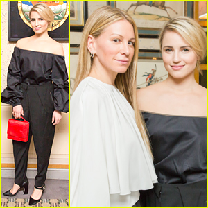 Dianna Agron Only Cares About Mumford & Sons' Upcoming Album