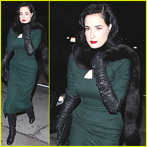 Dita Von Teese Is Happy Erotica Is Becoming Mainstream