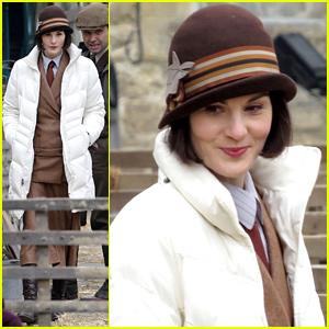 'Downton Abbey' Cast Begins Filming Season Six!