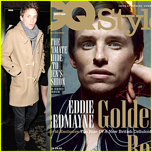 Eddie Redmayne Thinks Being Transgender Woman Will Be 'Unique Experience'