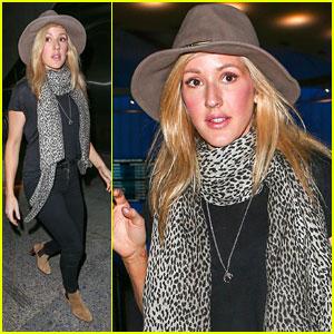 Ellie Goulding Joins Adam Levine's Team on 'The Voice'!