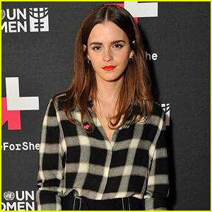 Emma Watson Discusses Nude Photo Leak Threats