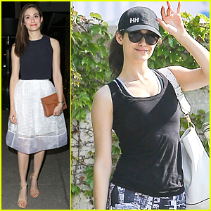 Emmy Rossum Likes to Look Haggard on 'Shameless'